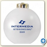 Incentive promo custom ornament